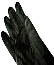 Medium Heavy Duty Black gloves 12 Pairs