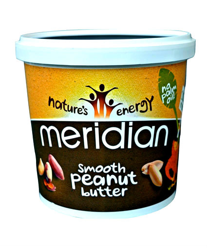 Meridian Natural Smooth Peanut Butter