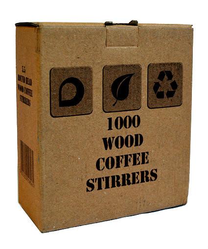 Wooden Stirrer