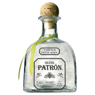 Silver Patrón Tequila 700ml