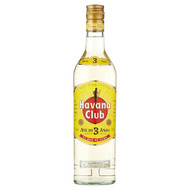 Havana Club Añejo 3 Años Rum 70cl