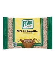 White Pearl Green Lentils