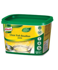 Knorr Fish bouillon Paste