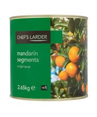 Mandarin Segments in Light Syrup