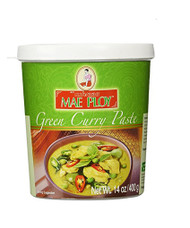 Mae Ploy Green Thai Curry Paste