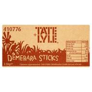 Tate & Lyle Demerara Sugar Sticks x1000