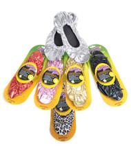 BG Roll-Up Soft Elastic Shoes
