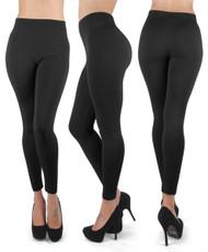 BG 'Sexy Legs' Solid Color Stretch Fashion Leggings
