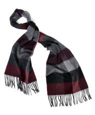 BG Saturday Evening Plaid Unisex Wool Scarf