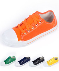 Women's All Star Solid Color Canvas Sneakers