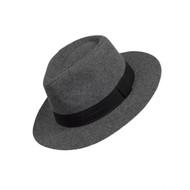 Solid Felt Fedora Hat