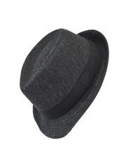Boy's Dotted Fedora Hat