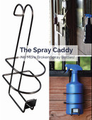 Excellent Equestrian Gift!  |  Stall Mate Spray Bottle Caddy | No More Broken Equine Fly Spray Bottles!