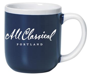 Ceramic Logo Mug