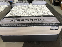 Entice Super Firm King Mattress-BY STB