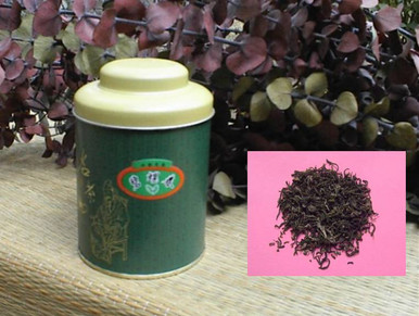 Biluochun Tea - note that they are shaped like little green snails, their namesake.