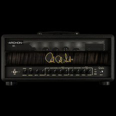 PRS Archon Two Channel Switchable 50/100Watt Head with 6L6GC Power Tubes
