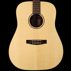 Cort Earth Grand Dreadnought Acoustic Guitar in Natural Satin with Gigbag