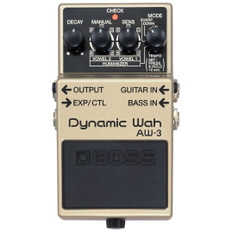 Boss AW-3 Dynamic Wah Pedal