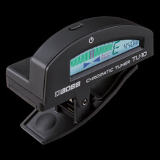 Boss TU-10 Clip-On Chromatic Tuner in Black