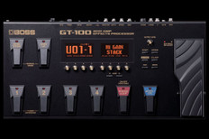 Boss GT-100 Guitar Multi Effects Pedal