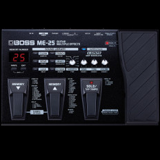 Boss ME-25 Guitar Effects Processor