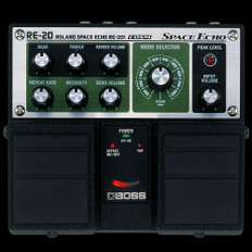 Boss RE-20 Space Echo Effects Pedal