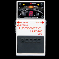 Boss TU-3 Pedal Chromatic Tuner