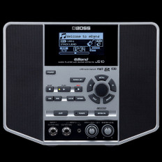 Boss eBand JS-10: Audio Player/Recorder with Guitar Effects