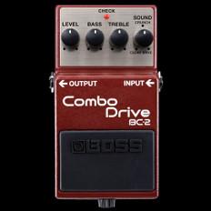 Boss BC-2 Combo Drive Guitars Effects Pedal