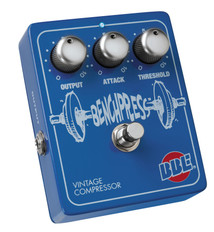BBE Bench Press Vintage Compressor Pedal