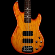 G&L Tribute LM2000 Bass Guitar in Honeyburst
