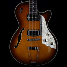 Duesenberg Hollow Series Starplayer TV in Vintage Burst with OHSC
