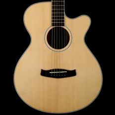 Tanglewood Discovery DBTSFCEPW Super Folk Cutaway Electro Acoustic in Natural with Pacific Walnut Back & Sides