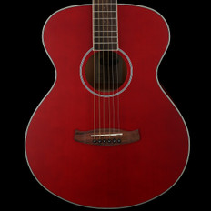 Tanglewood Discovery DBTFRD Folk Acoustic in Red Matt Satin