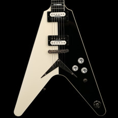 Dean Michael Schenker USA Signature Flying V Electric Guitar, 2005 Model with Case