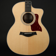 Taylor 214ce DLX Deluxe Grand Auditorium Cutaway, ES2 with Case