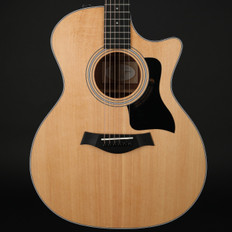 Taylor 314ce Grand Auditorium Cutaway, ES2 with Case