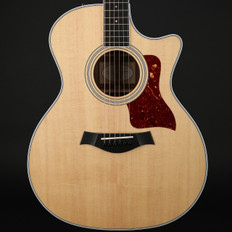 Taylor 414ce Grand Auditorium Cutaway, ES2 with Case