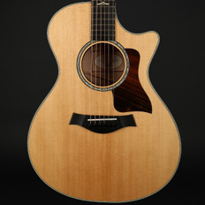 Taylor 612ce Maple Grand Concert Cutaway, ES2 with Case