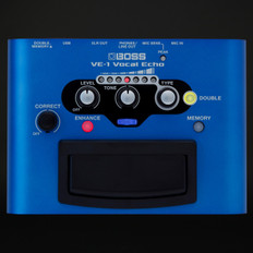 Boss VE-1 Professional Vocal Echo