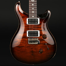 PRS Custom 24 in Black Gold with Pattern Thin Neck, 85/15 Pickups #226098