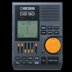 Boss DB- 90 Dr. Beat Metronome