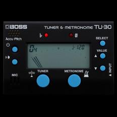 Boss TU-30 Metronome and Tuner