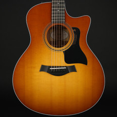 Taylor 316ce Limited Edition Grand Symphony Cutaway in Honeyburst, ES2 with Case