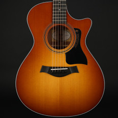 Taylor 312ce Limited Edition Grand Concert Cutaway in Honeyburst, ES2 with Case
