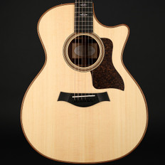 Taylor 714ce Grand Auditorium Cutaway in Natural ES2 with Case