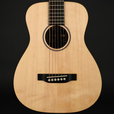 Martin LX1 Little Martin Acoustic Travel Guitar in Natural