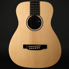 Martin LX1E Little Martin Electro Acoustic Travel Guitar in Natural