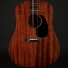 Martin D-15M Acoustic Guitar with Case